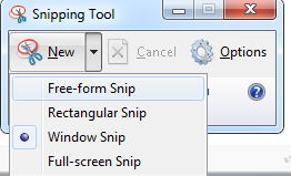 Snipping Tools โปรแกรมจับภาพหน้าจอที่หลายคนมองข้าม