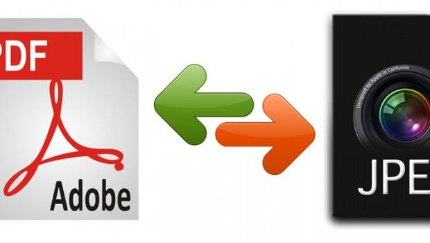แปลงไฟล์ PDF เป็น JPG ออนไลน์ โดยไม่ต้องติดตั้งซอฟต์แวร์