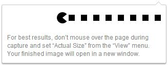Google Chrome กับ Capture หน้าเว็บไซต์เพียง 1 คลิก
