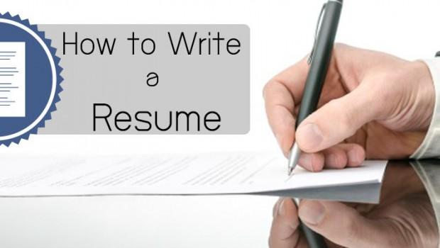 วิธีการเขียนฟอร์มประวัติส่วนตัว(Resume)